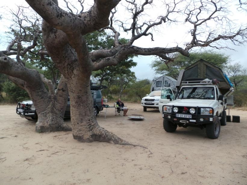 Khama Campsite