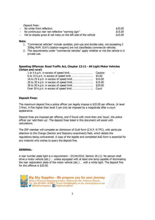 Big Sky - Roadside checks - Notes for the cubby hole (No. 9 Oct-14)-1.pdf3